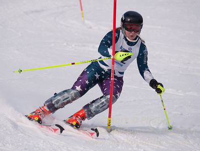Krochina, Madison at U19 Race at Blandford Ski Area on January 30, 2016