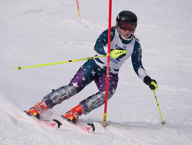 Krochina, Madison at U19 Race at Blandford Ski Area on January 30, 2016