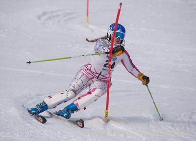 Diamond, Meghan at U19 Race at Blandford Ski Area on January 30, 2016
