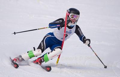 Emilie Brush at U19 Race at Blandford Ski Area on January 30, 2016
