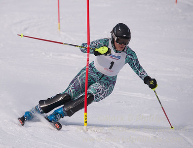Williamson, Alicia at U19 Race at Blandford Ski Area on January 30, 2016