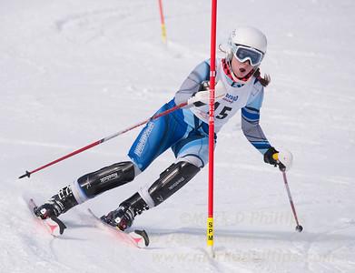 Duffy, Shannon at U19 Race at Blandford Ski Area on January 30, 2016