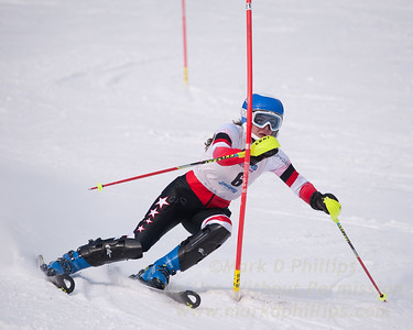 Schneider, Anna at U19 Race at Blandford Ski Area on January 30, 2016