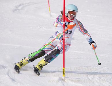Chase, Jacquelyn at U19 Race at Blandford Ski Area on January 30, 2016