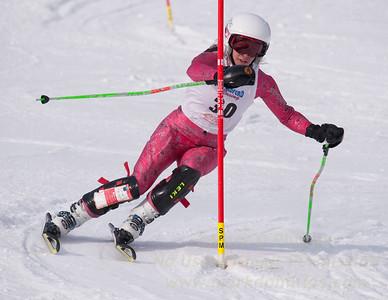 Rosh, Gillian at U19 Race at Blandford Ski Area on January 30, 2016