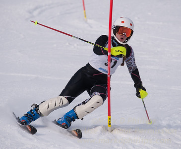 Demirali, Lauren at U19 Race at Blandford Ski Area on January 30, 2016