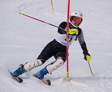 Demirali, Lauren at U19 Race at Blandford Ski Area on January 30, 2016