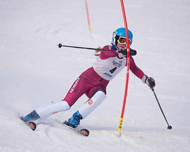 Murner, Sydney at U19 Race at Blandford Ski Area on January 30, 2016