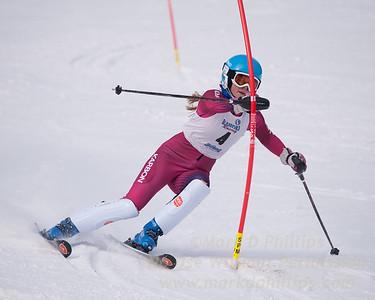 Murner, Sydney at U19 Race at Blandford Ski Area on January 30, 2016