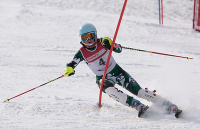 Coleman, Molly skis at the U19 race at Bousquet Ski Area on January 31, 2016.