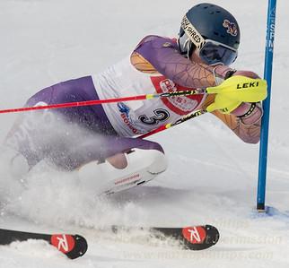 Bousquet U19 Slalom: Jan 8, 2017