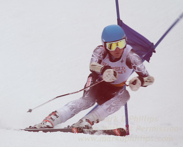 Mooney, Zachary of Suffield Academy at the Brigham Ski League GS Championship at Ski Sundown on February 17, 2016