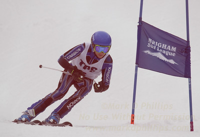 TPS at the Brigham Ski League GS Championship at Ski Sundown on February 17, 2016 at the Brigham Ski League GS Championship at Ski Sundown on February 17, 2016