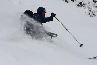 First Ski Days of the Season '10