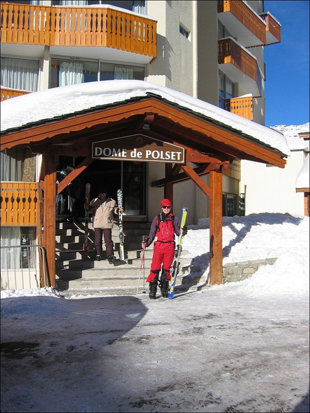 Apartment: Dome de Polset (Val Thorens)