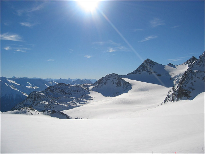 France Alps (Val Thorens)