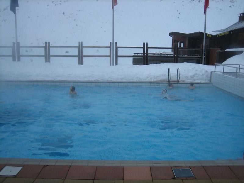 Swimmingpool (Meribel, 3 vallees)