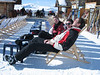 resting time (Val Thorens, 3 vallees)