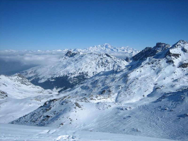 view (Val Thorens, 3 vallees)