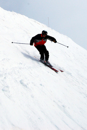 Late Season Powder 2009