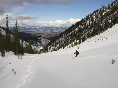 Lolo, Lost Trail and St. Mary's - Feb. '10