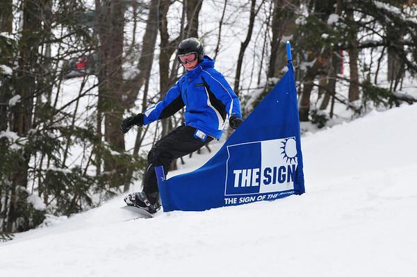 MSC Club Race 2013 Snowboard