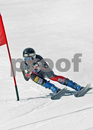 Okemo's Eastern FIS Finals 3/12/15 Men 1st Race