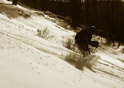 Rombo Mountain 2/28/10