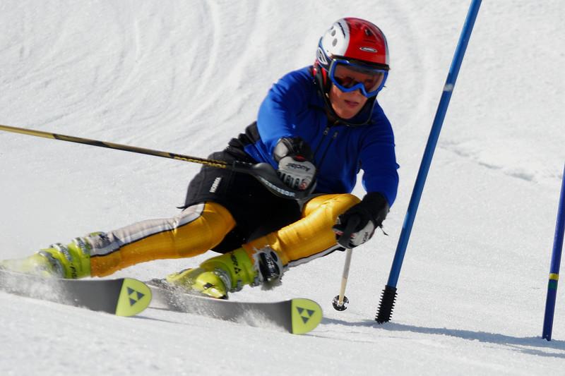 Skier: Steven Fry - photo by Steve Hilts