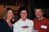Karen Olson, Jacqui & Stuart Howes