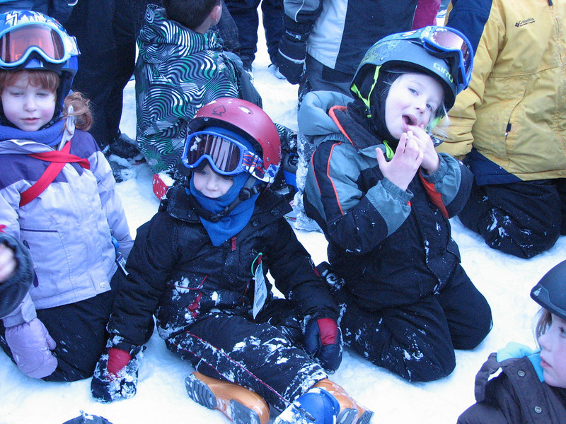 5 year old racer Ryder Eagleton and his brother Chase