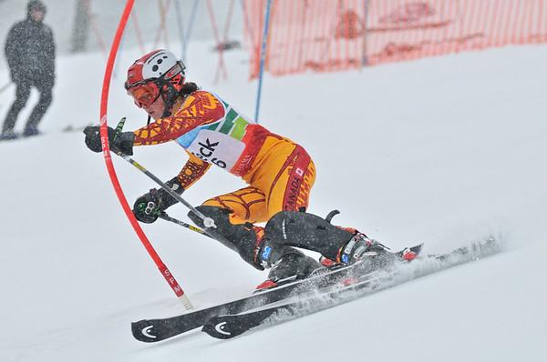 2009 Teck K2 Provincials @ Red - Slalom