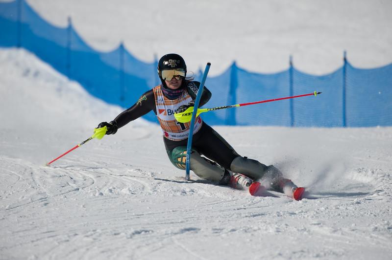 SL 2nd place - Paula Moltzan, USA