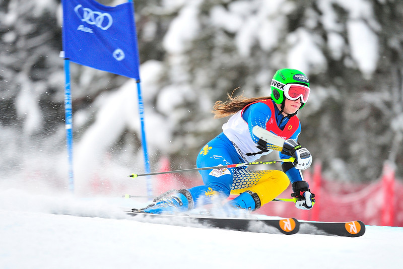 Women's GS Dec 12