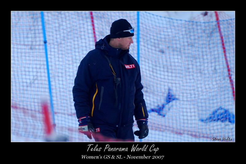 Atle Skaardal (NOR), FIS Race Director