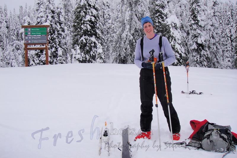 Granite Mountain Ski Tour 2009-11-29 (3)