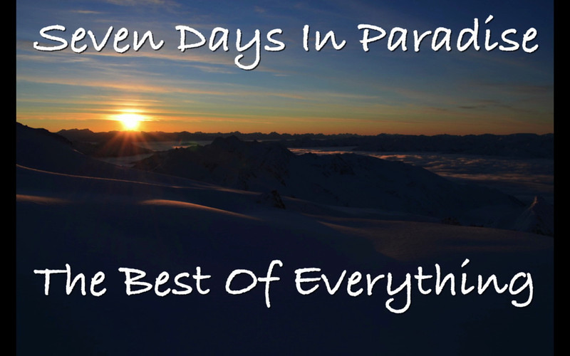 Seven Days in Paradise