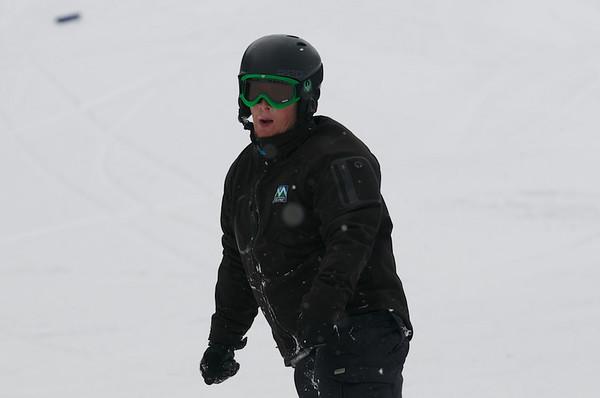 Snowboard race Mansfield Feb 27