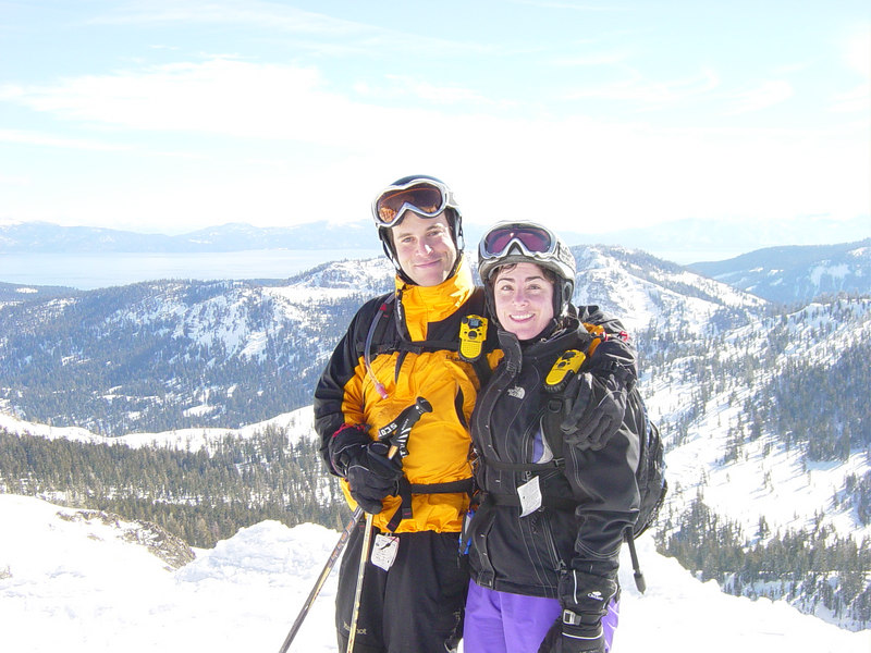Matt and Laina Levy