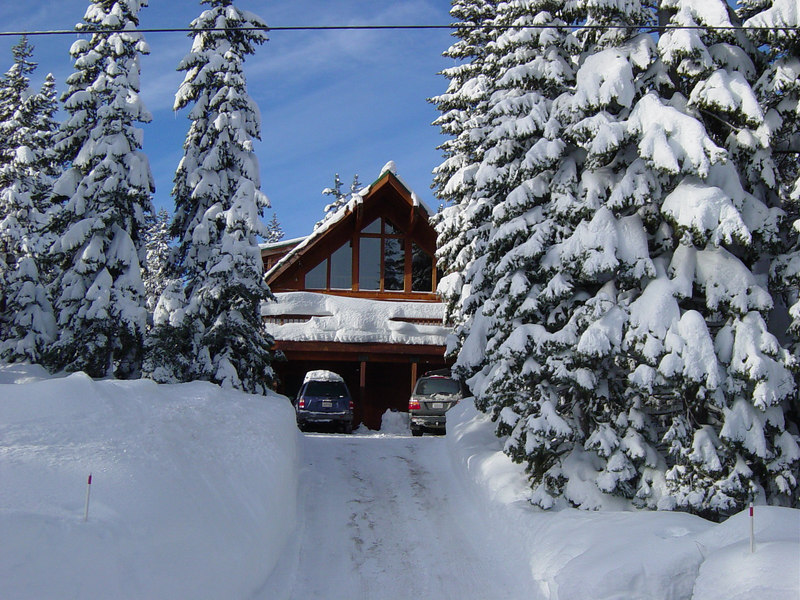 Ski House on Bolzano Dr.