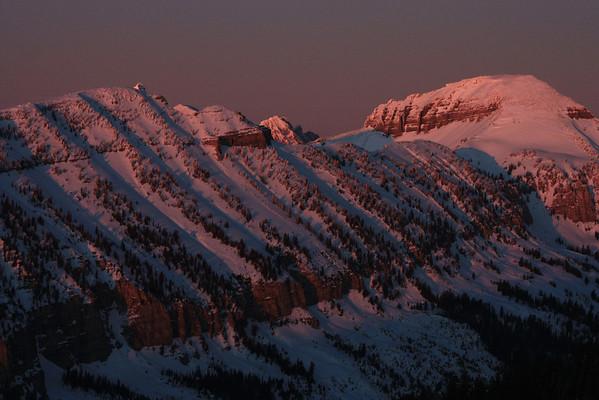 Teton Hut Trip