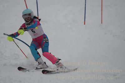 U16 race at Blandford Ski Area on Saturday, February 11, 2017