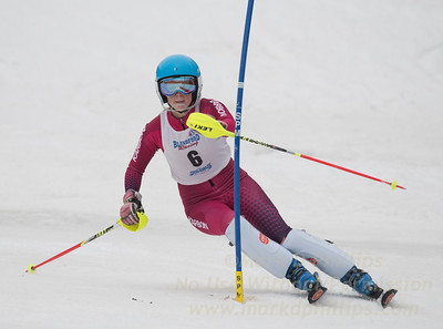 Murner, Sydney - U19 race at Blandford Ski Area on February 25, 2017