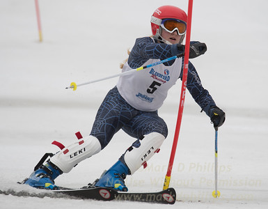 Leeds, Heidi - U19 race at Blandford Ski Area on February 25, 2017