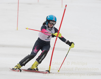 O`Connor, Keegan - U19 race at Blandford Ski Area on February 25, 2017