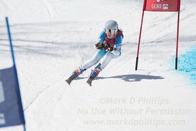 races during the USSA Eastern Finals GS at Gore Mountain on Saturday, March 24, 2018