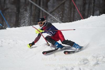 USSA Eastern Regional Finals Slalom 2018