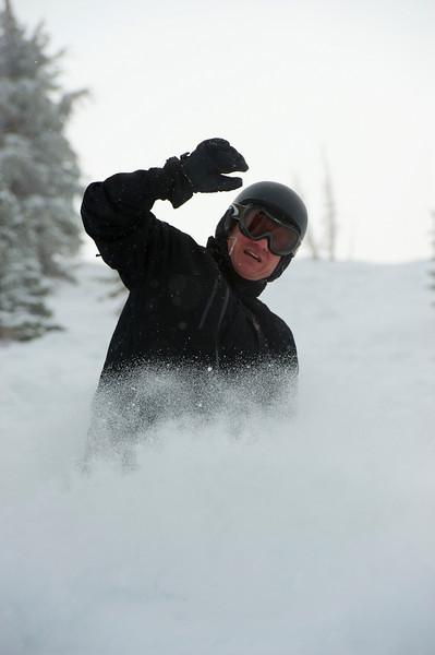 A powder day at Mt Rose 17