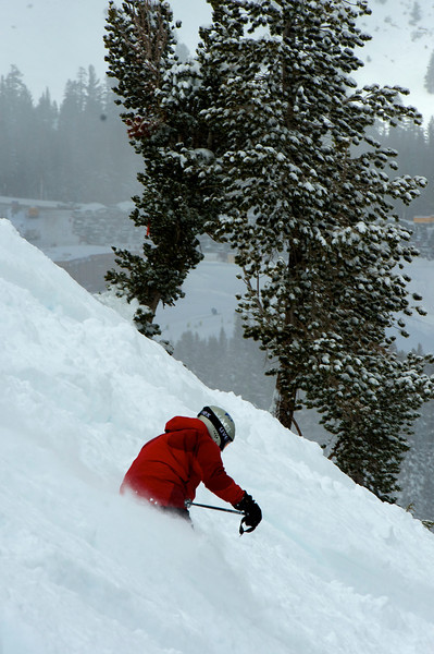 A powder day at Mt Rose 22