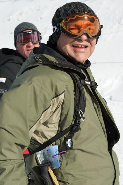 Skiing Grand Targhee with Hawk's Flock 13